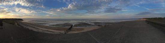 Leysdown-on-Sea, UK: Warden bay /Leysdown beach
