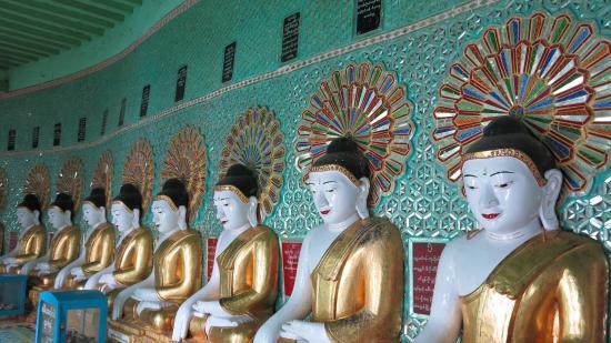 Shwekyimyint Paya : Lining#2
