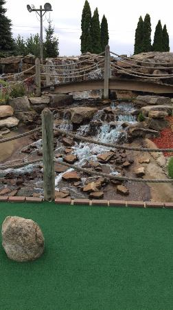 Sandy Dunes Adventure Golf
