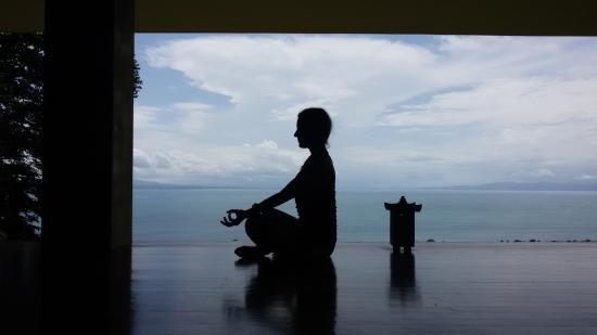Pavones Yoga Center: Studio