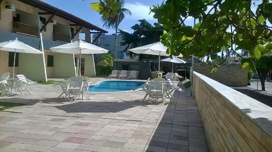 Bangalo Piscinas Naturais: piscina