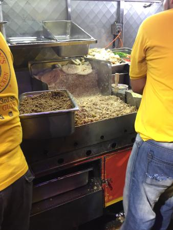 Food Truck Review Halal Guys