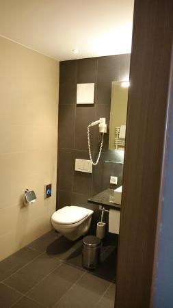 Hotel Pilatus-Kulm: Bathroom