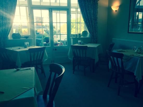 The Langbury: Dining room