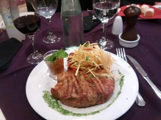 Alto Miramar Resort & Spa: Romeo Restaurant