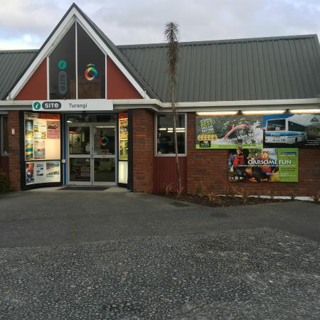 Turangi i-SITE Visitor Information Centre