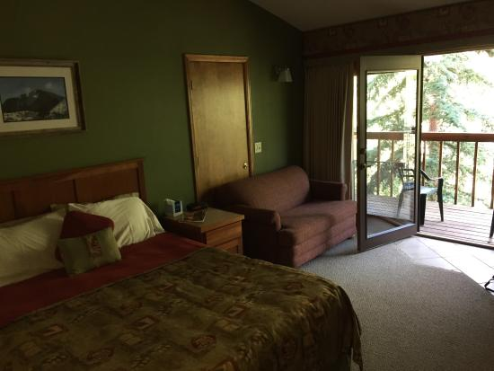 Ponderosa Lodge: Great Place to Stay