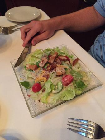 J. Bruner's Restaurant: House Dressing -- Delicious!
