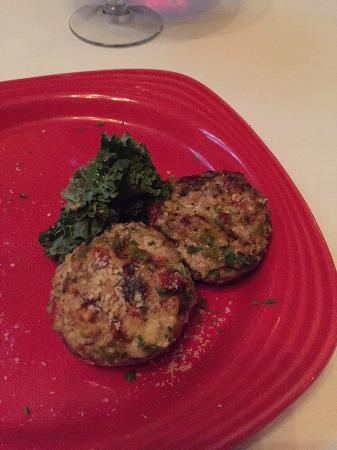 J. Bruner's Restaurant: Stuffed Mushrooms