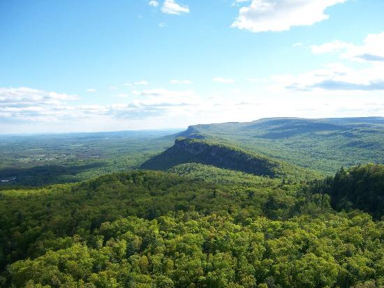 Shawangunk Mountains: Amazing.
