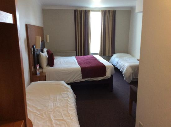 Cross Keys By Good Night Inns: Nice tidy room