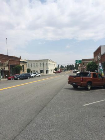 Waterville, واشنطن: downtown Waterville