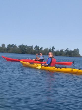 Keweenaw Reviews - Peregrine Kayaks   Buyers' Guide ...