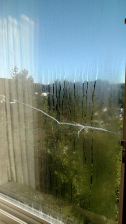 Willington, CT: Broken Window