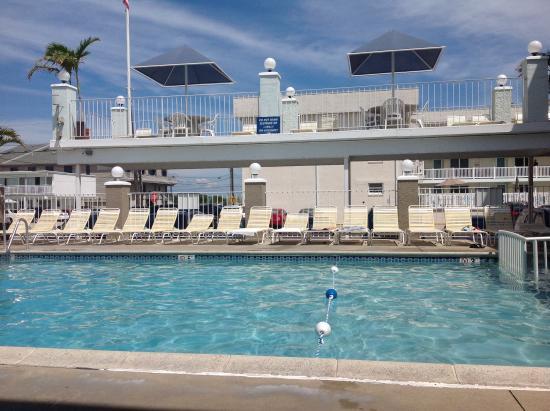 Harbor Light Family Resort: Kids love the pool
