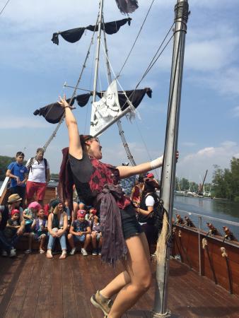 Pirate Life Toronto Island