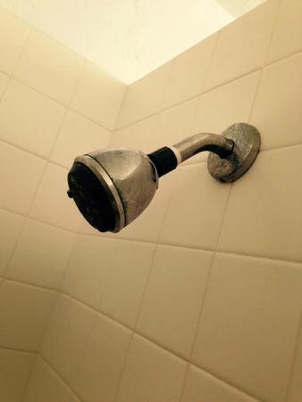 antique shower
