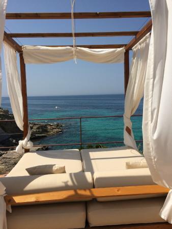 Mhares Sea Club: cabana