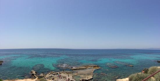 Mhares Sea Club: View