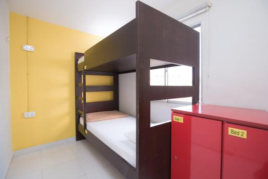 G4 Station: 2 Bed Dorm Mixed