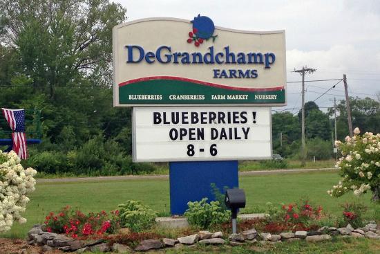 DeGrandchamp Farm