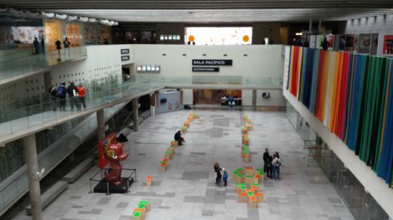 Centro Cultural Palacio de la Moneda y Plaza de la Ciudadanía: Vista principal...
