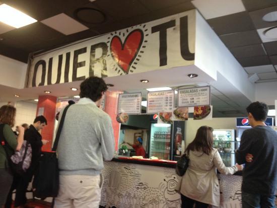 Photo of Restaurant Quiero Tu Cuadril at Avenida Cordoba 2001, Buenos Aires C1120AAC, Argentina