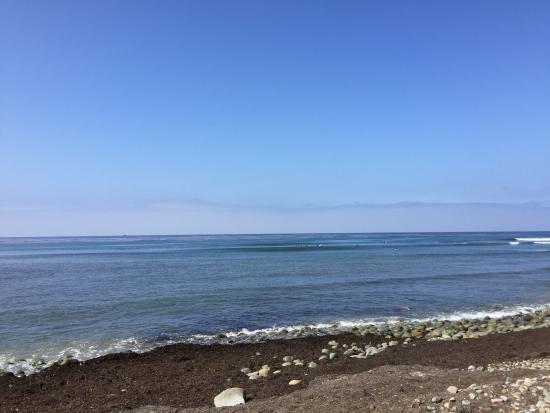 Bobby's Baja by the Sea: Vista desde la habitación
