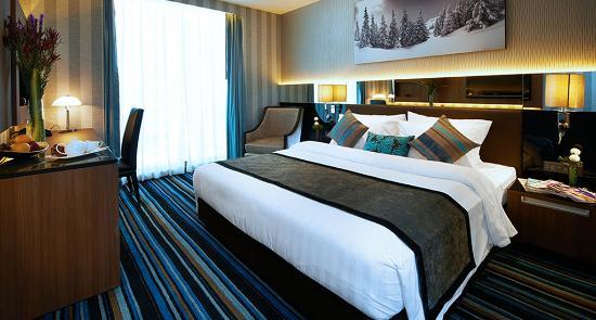 The Continent Hotel Bangkok: Room