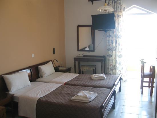 Melani Apartments : Комната