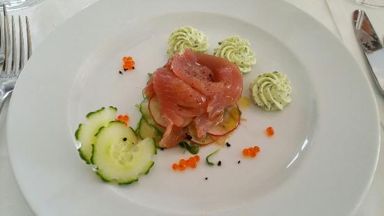 Restaurant Rubino: Menu Surprise CHF 79.00