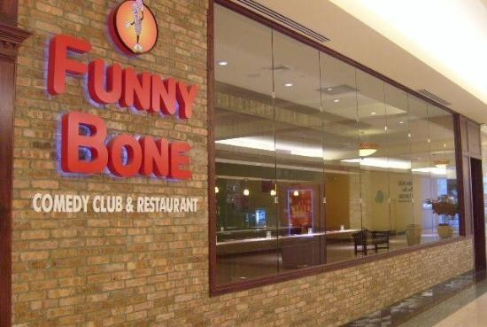 Hartford Funny Bone Comedy Club