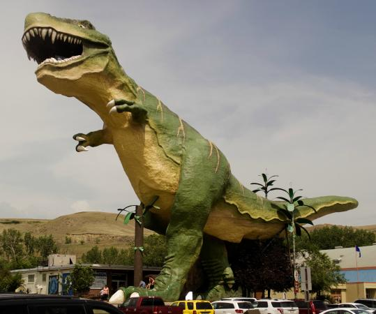 The Largest Dinosaur Ever Found And Subsequently Lost Again Tycho S Nose
