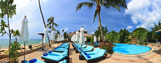 Rummana Boutique Resort: swimming pool