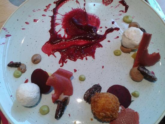 Fat Cow: the amazing beetroot explosion !