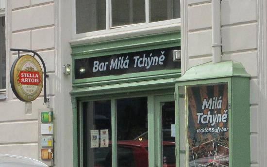Photo of Nightclub Mila Tchyne at Na Zbořenci, 271/2, Prague, Czech Republic