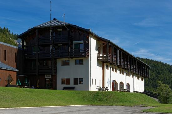 Hotel Club Le Risoux