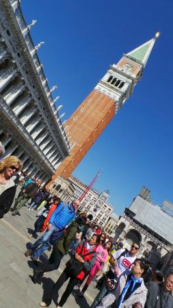 St. Mark's Square: Piazza san Marco