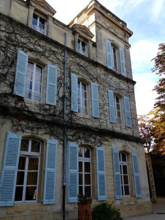 Sauveterre, ฝรั่งเศส: struttura