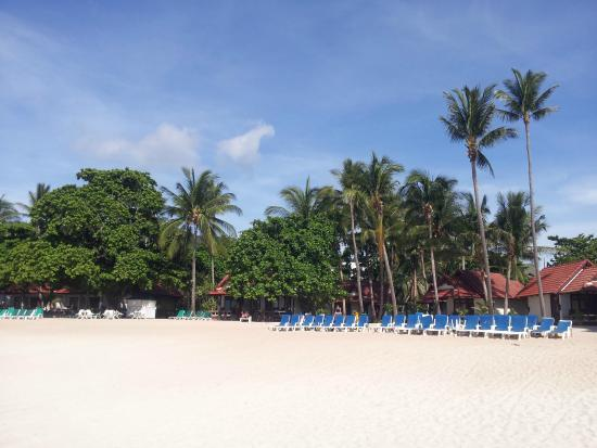 Samui First House Resort: spiaggia