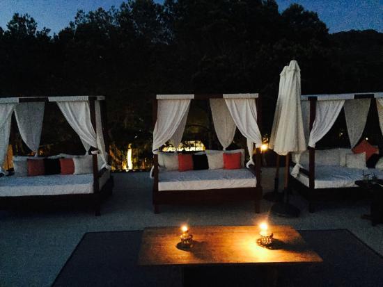 Es Ram Resort: Rooftop to enjoy the Sunset