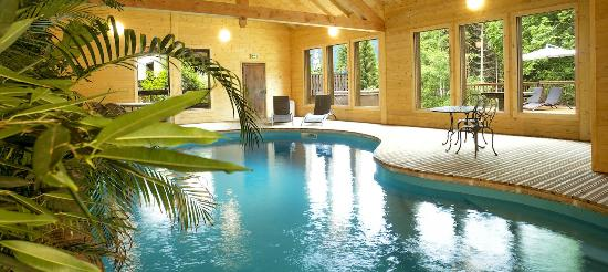 Chalet Andu: The Pool