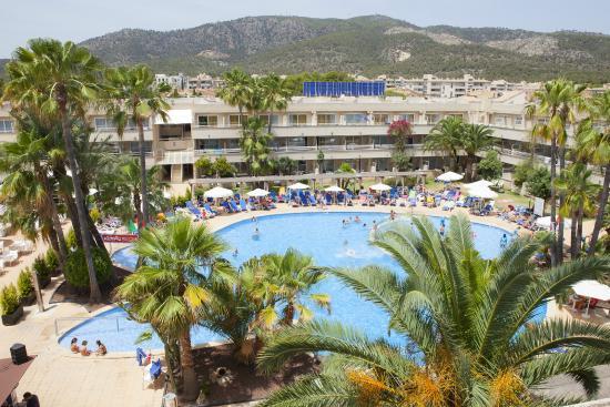 Hotel Ibersol Son Caliu Mar: Piscina