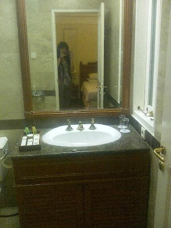 Ciputra Golf, Club U0026 Hotel: Bathroom