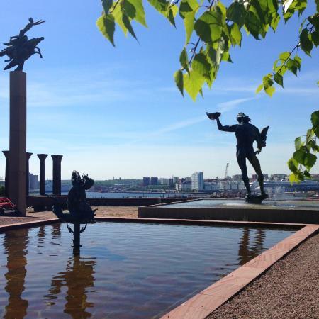 Парк-музей скульптур Миллеса (Миллесгорден)