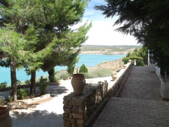 Zujar, Spagna: las vistas