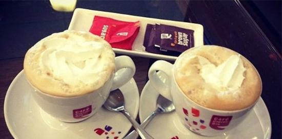 Cafe Coffee Day - The Lounge