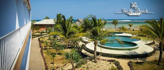 Turtle Beach Hotel View