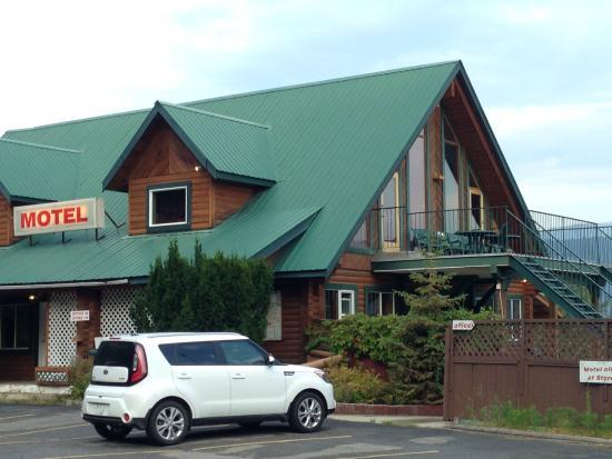 Jade Mountain Motel: esterno