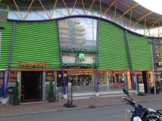 maleisisch restaurant rotterdam kampong kita